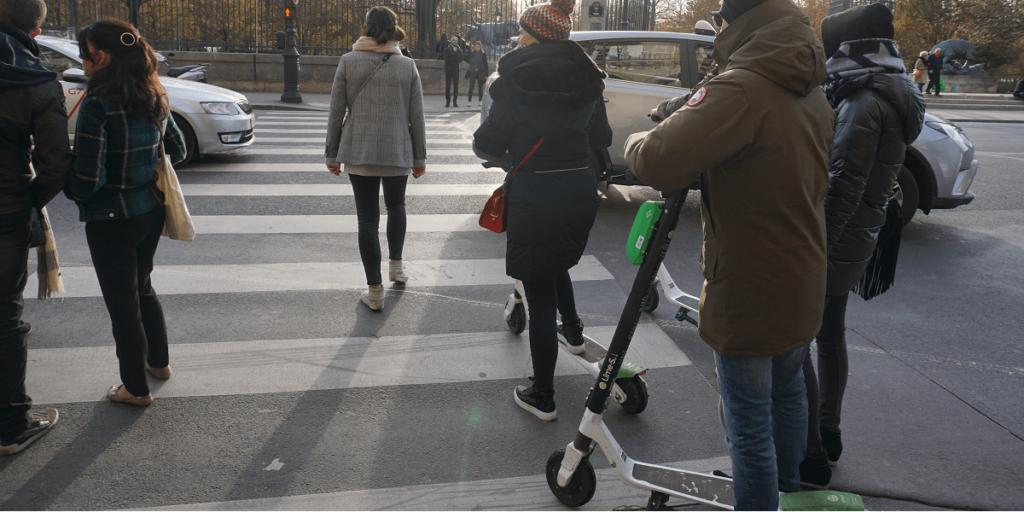 verib'(ヴェリブ)で街中を移動するのは、とても便利!